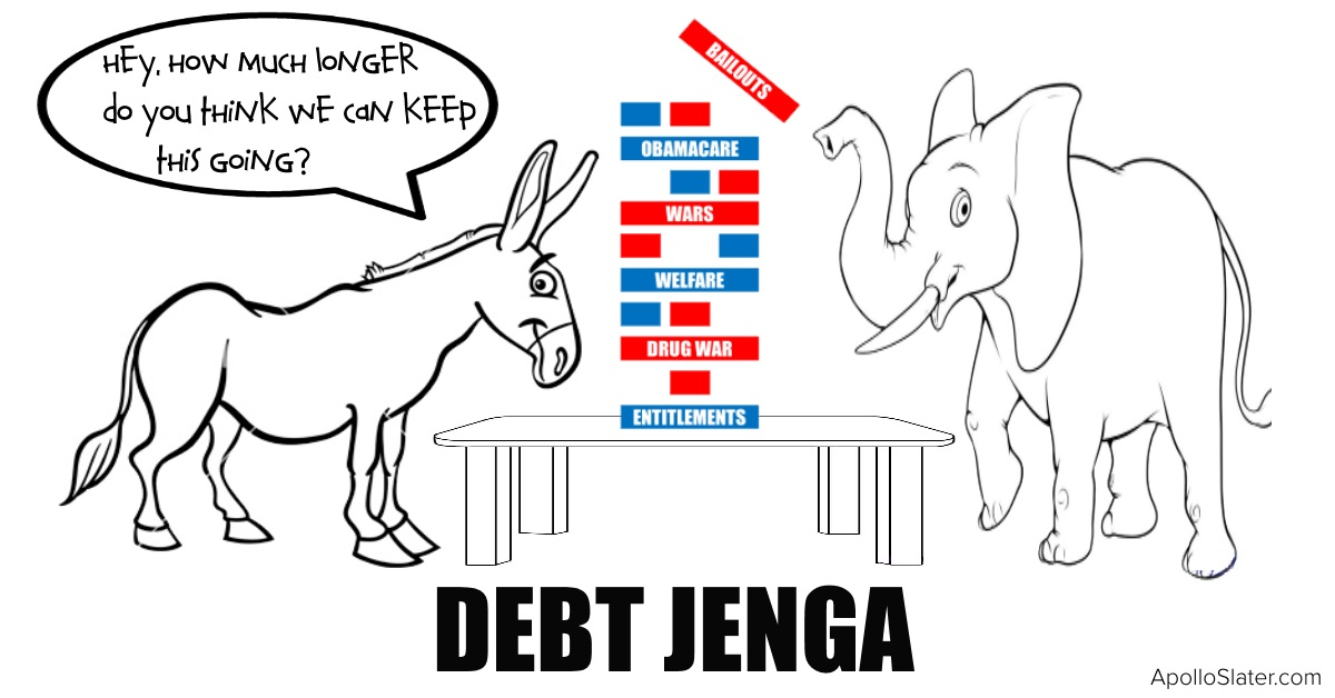 Debt Jenga