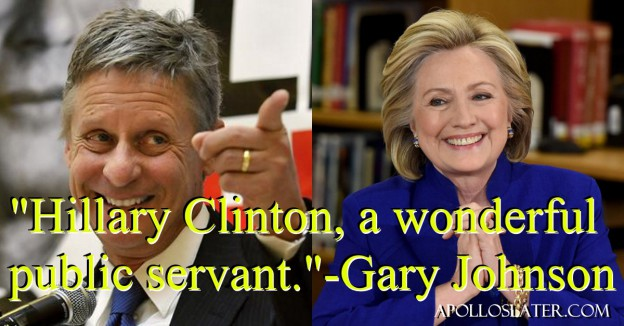 gary-johnson-hillary-clinton