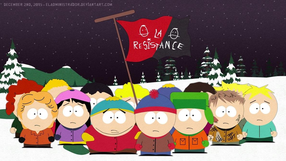 South Park - La Resistance