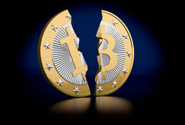 Bitcoin broken